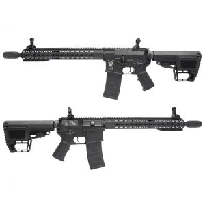 King Arms M4 TWS KeyMod Carbine BK