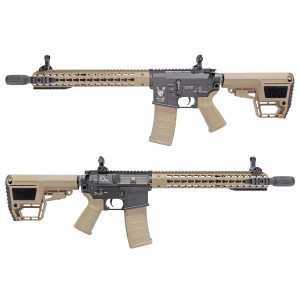 King Arms M4 TWS KeyMod Carbine DE