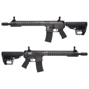 King Arms M4 TWS KeyMod Carbine GY