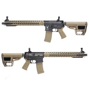 King Arms M4 TWS KeyMod Dinosaur DE