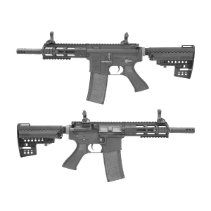 King Arms M4 TWS M-LOK CQB Ultra Grade II - BK