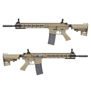 King Arms M4 TWS M-LOK Rifle Ultra Grade II - DE