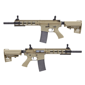 King Arms M4 TWS M-LOK Carbine Ultra Grade II - DE