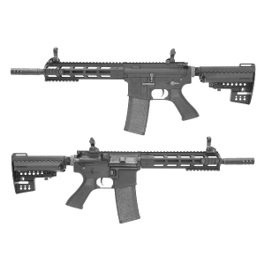 King Arms M4 TWS M-LOK Carbine Ultra Grade II - BK