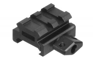 Low Profile 2-Slot Twist Lock Riser Mount