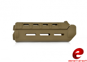 MOE HAND GUARD 7'' WITHOUT RAIL DE