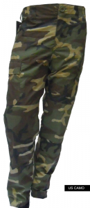 OPENLAND BDU PANT WOODLAND