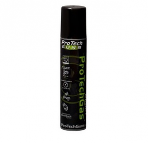 PRO TECH GUNS GREEN GAS 100ML - BULLET