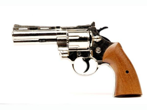 REVOLVER MAGNUM CAL. 380MM nickel