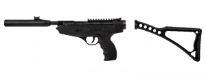 SWISS ARMS Mod Fire Air pistol Cal. 4,5 < 7,5J CN 760