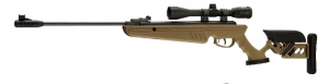 SWISS ARMS TG1 Break Barrel Tan 4,5mm with Scope 4 X 40 CN 749