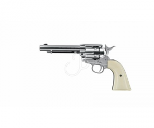 UMAREX COLT SAA.45 CO2 4.5 BB NICKEL =CN 653