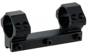 UTG 1PC Medium Profile Airgun Mount with Stop Pin, 1