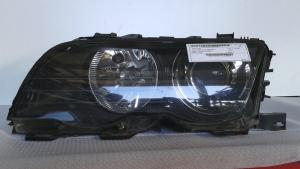 Proiettore faro xeno sinistro sx usato originale BMW Seier 3