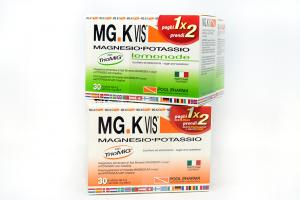 Mgk Vis 30 buste+14 Omaggio Arancia/Limone