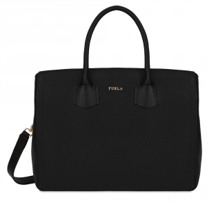Hand and shoulder bag Furla FURLA ALBA 984359 ONYX