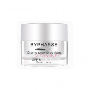Byphasse Antioxidant Facial Cream Pro30 Spf8 50ml