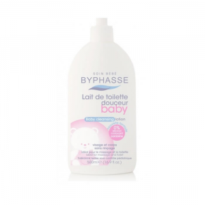 Byphasse Baby Cleasing Lotion Dosing 500ml
