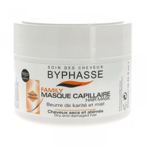 Byphasse Hair Mask Dry And Damaged Hair Karite And Honey 250ml