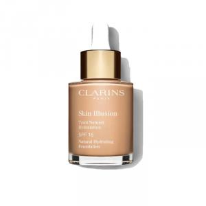 Clarins Skin Illusion Natural Hydrating Foundation Spf15 108.3 Organza 30ml