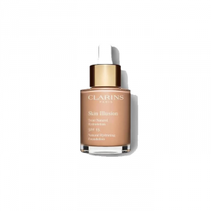 Clarins Skin Illusion Natural Hydrating Foundation Spf15 109 Wheat 30ml