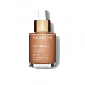Clarins Skin Illusion Natural Hydrating Foundation Spf15 112.3 Sandalwood 30ml