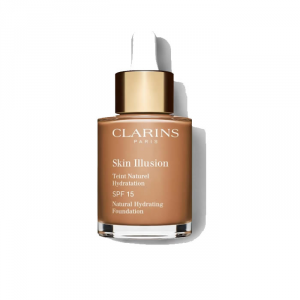 Clarins Skin Illusion Natural Hydrating Foundation Spf15 113 Chestnut 30ml
