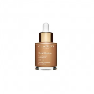Clarins Skin Illusion Natural Hydrating Foundation Spf15 114 Cappuccino 30ml