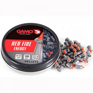 PALLINI GAMO RED FIRE ENERGY Cal. 4,5 (125 pz)