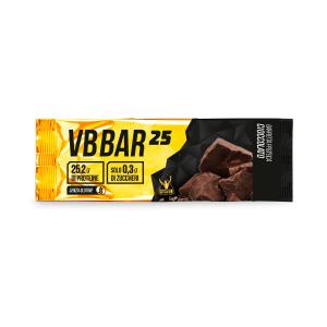 VB BAR 25 gusto CIOCCOLATO - Barrette Proteiche Low Carb - confezione da 24 barrette