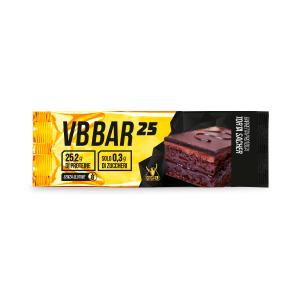 VB BAR 25 gusto CIOCCO/BANANA - Barrette Proteiche Low Carb - confezione da 24 barrette