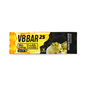 VB BAR 25 gusto PISTACCHIO - Barrette Proteiche Low Carb