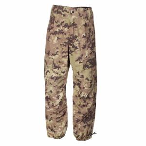 Pantalone antivento Level 5 vegetato
