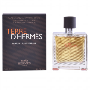 Terre D'Hermès H bottle Limited Edition Pure Perfume 75ml