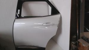 Porta portiera posteriore sinistra sx usata originale Peugeot 3008