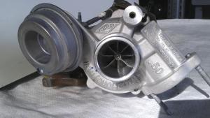 Turbocompressore turbina usato originale Peugeot 3008 puretech turbo