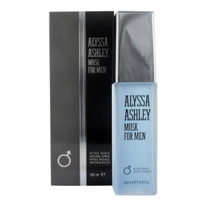 Alyssa Ashley Musk For Men After Shave 100ml