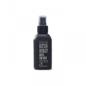 Alyssa Ashley Musk For Men Shave Balm 100ml