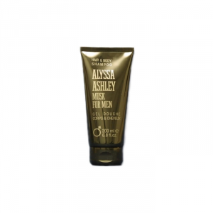 Alyssa Ashley Musk For Men Gel Doccia 200ml