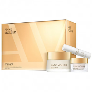 Anne Möller Goldage Extra Riche Restorative Cream Spf15 50ml Set 3 Parti 2018