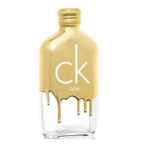 Calvin Klein Ck One Gold Edition Eau De Toilette Spray 50ml