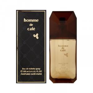 Café Homme De Café Eau De Toilette Spray 100ml