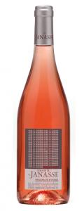 Vin de Pays de la Principauté d'Orange Rosé 2017 - Domaine de la Janasse