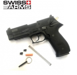 SA 22 SWISS ARMS BLACK CAL. 22LR