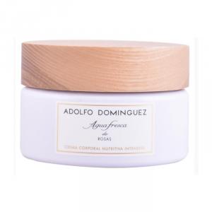 Adolfo Dominguez Agua Fresca De Rosas Crema Nutriente Per Il Corpo 300ml