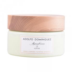 Adolfo Dominguez Agua Fresca De Azahar Crema Nutriente Per Il Corpo 300ml