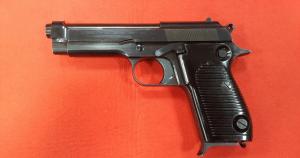 Beretta 1951 7.65x22mm Parabellum  |  7.65x22mm Luger  | .30 Luger (USATA)