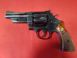 SMITH & WESSON 357 HIGHWAY PATROLMAN CAL. 357 MAGNUM (USATA)