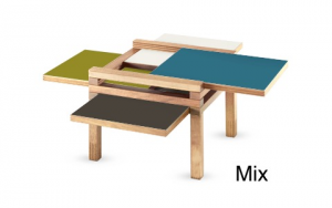 Tavolino Mini Par 4