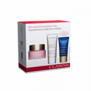 Clarins Multi-Active Crema Giorno Prime Rughe Antiossidante Tutti I Tipi Di Pelle 50ml Set 3 Parti 2018
